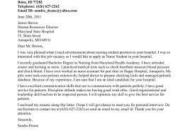 resume archaiccomely high school student cover letter for nursing student resume samples