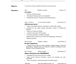 Med Surg Registered Nurse Resume Excellent Med Surg Nurse Resume