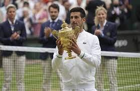 Wimbledon 2021: Djokovic stellt mit sechstem Titel Grand-Slam-Rekord ein