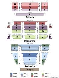 Complete The Majestic Seating Chart Gershwin Theatre New