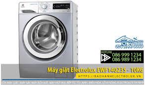 Sửa Máy Giặt Electrolux - Bảo Hành Electrolux - Máy giặt Electrolux  Inverter EWF14023S - 10KG