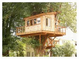 simple treehouse. Simple Treehouse Plans New Great Tree House And Designs W