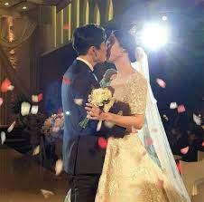 Expelled from all england 2021, greysia polii: Son Wan Ho Marries Girlfriend Sung Ji Hyun Badmintonplanet Com