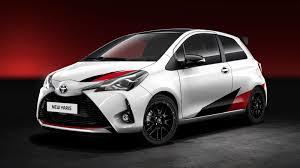 Toyota Is Building The 210 Horsepower Yaris Hot Hatch We Deserve