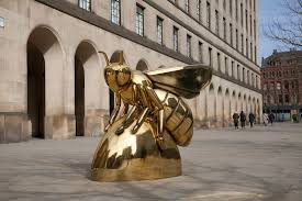Image result for bees in the city manchester