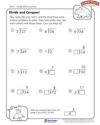 Free 4th Grade Math Division Worksheets | Homeshealth.info