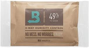 Boveda for Music | 49% RH <b>2-Way</b> Humidity Control Replacement ...