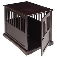 dog crates furniture style. amazoncom casual home 60044 pet crate end table 24inch kitchen u0026 dining dog crates furniture style l