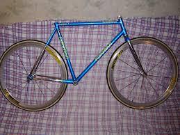Luigi Fontana 650c Road Bike Lfgss
