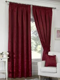 Red Bedroom Curtains Bedroom Curtains View Ready Made Curtains Terrys Fabrics