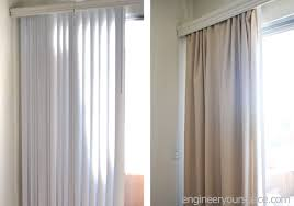 horizontal blinds with curtains. Interesting Curtains I  Inside Horizontal Blinds With Curtains Engineer Your Space