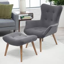 Belham Living Lennon Arm Chair and Ottoman