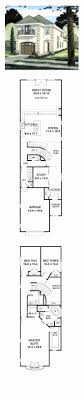 one story house plans without garage 56 best narrow lot home plans images on