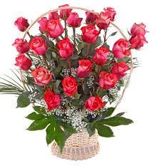 Znalezione obrazy dla zapytania kwiaty w koszyku