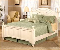 lovely signature design by ashley cottage retreat queen size poster bed architecture signature design by ashley