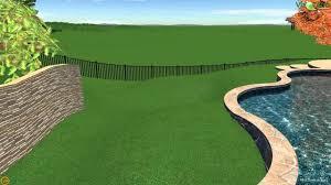 Vizterra Landscape Design Software Vizterra 3d Landscape Design Software Youtube
