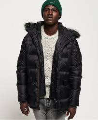 down sdx parka jacket