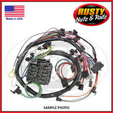 67 camaro wiring harness 67 camaro dash wiring harness floor shift manual factory gauges