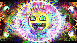 trippy psychedelic awesome smiley res 1920x1080 hd size 1437kb view more abstract wallpapers