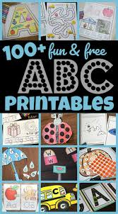 We have carefully grouped them into various types of sheets. 100 Free Alphabet Printables