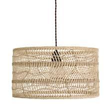 Rieten Hanglamp Vida Design