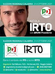 Elezioni Regionali Calabria - 3 e 4 ottobre 2021