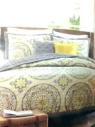 grey and yellow comforter comforters bedding target gray set black sets king bedspreads full size of