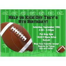 Football Party Invitations Templates Free Football Party Invitation Template Free Printable Super Bowl