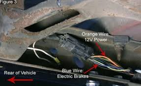 brake controller installation on a full size ford truck or suv 2003 F250 Trailer Wiring Harness at Wiring Trailer Harness For A 97 Ford