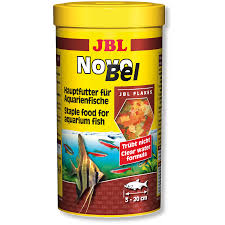 <b>JBL</b> NovoBel Основной <b>корм</b> в форме хлопьев для аквариумных ...