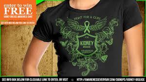 kidney disease awareness signs and symptoms
