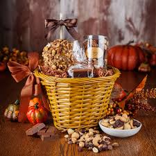 nut lover s gift basket