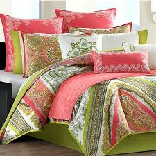 red paisley comforter astonishing red paisley bedding sets twin cotton comforter set duvet style free