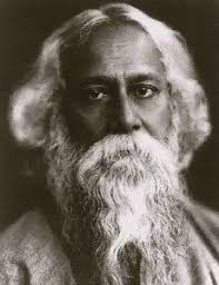 "i see by the light of death thy world"" a study of the poetry of  i rabindranath tagore"