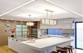 kitchen lighting. Modern Kitchen Lighting