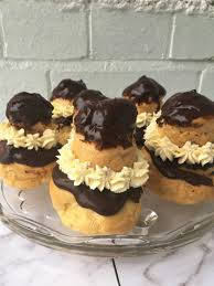 However we have found we often skip using a dowel. Mary Berry S Religieuses Bake Off Technical Challenge Theunicook