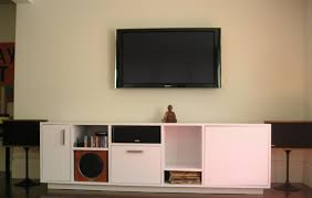 Wall Mounted Flat Screen Infinity Home Solutions White - Home .