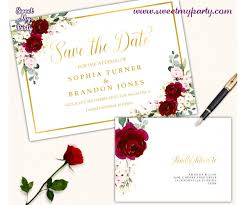 Save The Date Cards Template Wedding Save The Date Cards Template Wedding Invitations