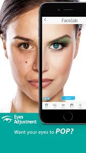 facelab perfect makeover cosmetic retouch free selfie makeup app screenshot 2