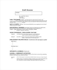 Basitter Resume Template 6 Free Word Pdf Documents Download Help