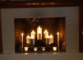 great candle holders for fireplace mantel fireplace inserts candle holders fireplace