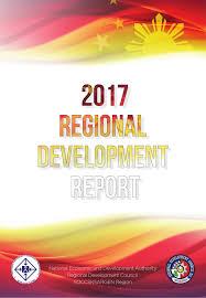 2017 Soccsksargen Regional Development Report