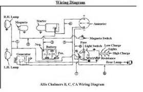 allis chalmers ca 12 volt wiring diagram images allis chalmers 12 volt wiring diagram tractor parts
