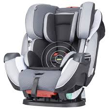 Evenflo Symphony DLX Convertible 4-in-1 Car Seat - Grey/Black : Seats Best Buy Canada