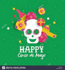 Happy Cinco de Mayo Grußkarte ...