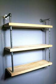 modern bathroom shelf wall mounted shelving units hi res within pertaining to wooden decor 34