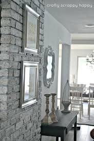 interior brick walls painting best painted ideas on wall