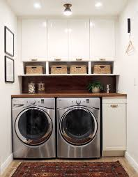 Ideas to Steal from 10 Stylish and Functional Small Laundry Rooms