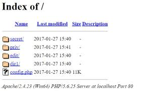 How to Disable Directory Listing on Your Web Server   Netsparker