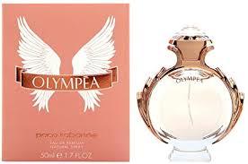 <b>Olympea</b> by <b>Paco Rabanne</b> Eau De Parfum for Women, 50 ml ...